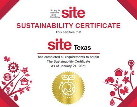 Sustainability Certificate Image